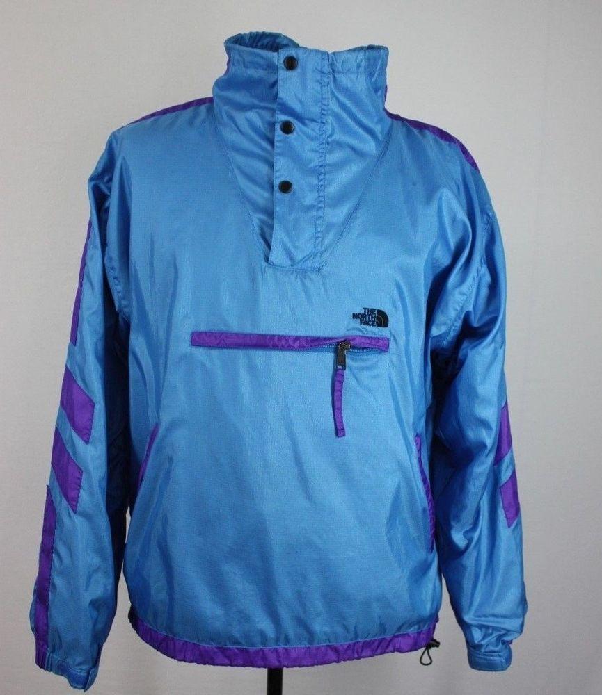 Toronto Blue Jays Jacket (VTG) - Winbreaker Style by New Face - Men's XL j2qPn