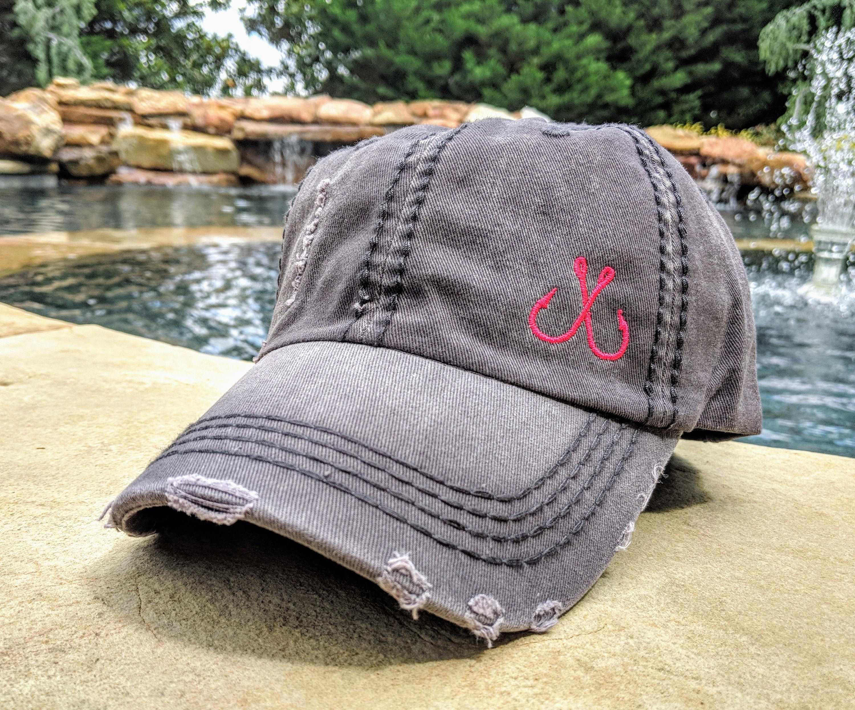 Women S Fishing Hat Fishing Hat Fishing Hat With Hooks Etsy Womens Fishing Fishing Hat Fishing Outfits