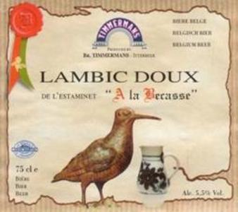 Lambic Doux - Bierebel.com, la référence des bières belges