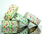 Image of Mixed Dot Washi Tape