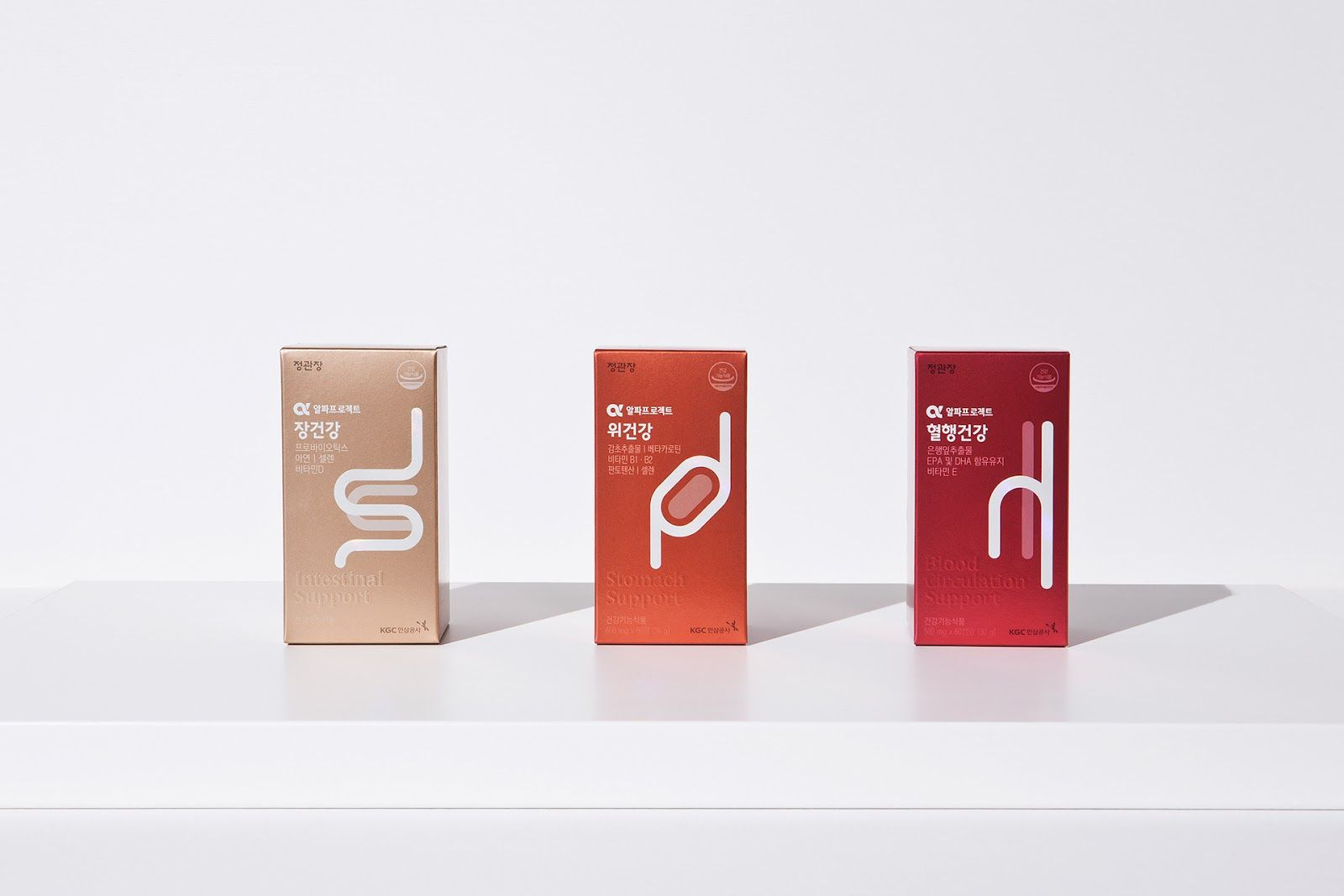 Alpha Project Medical Packaging Medicine Packaging Creative Packaging Design
