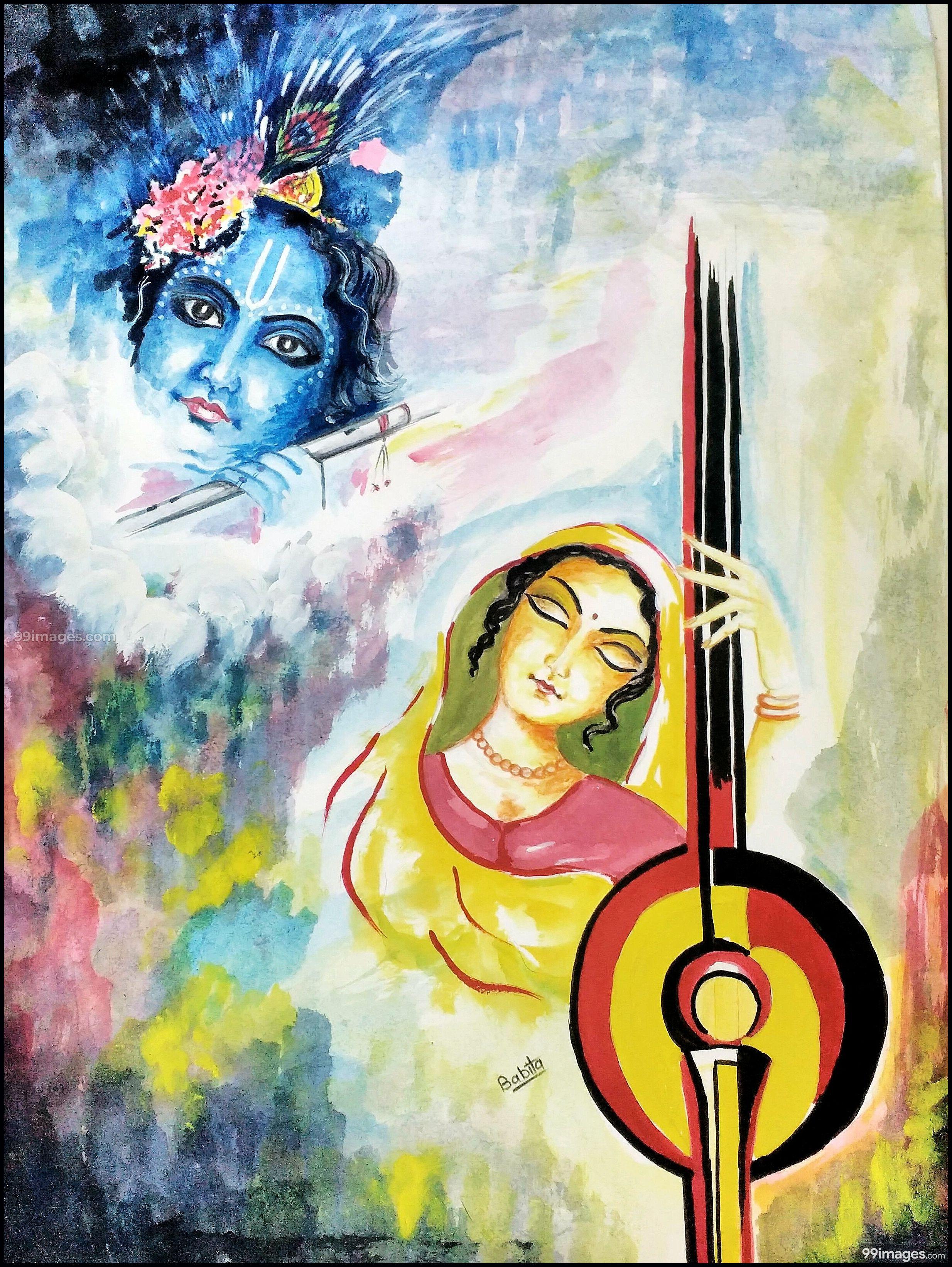 radha krishna hd photos