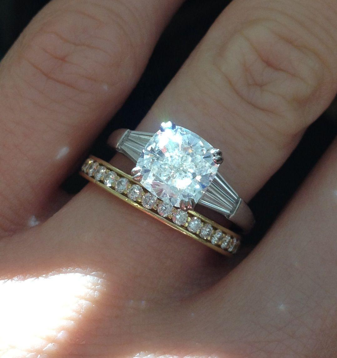 Huge diamond wedding ring Start planning wwwmyweddingconcierge