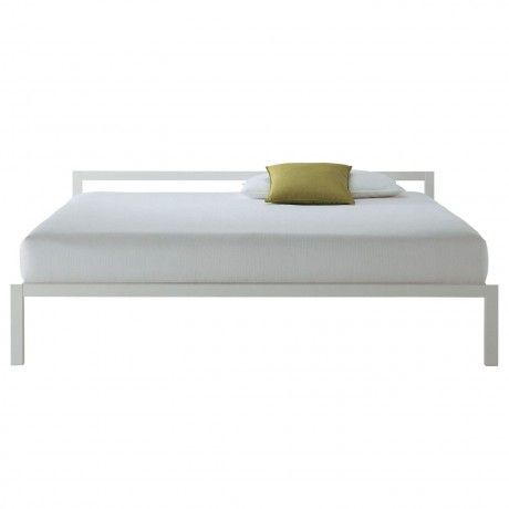Aluminium Bed by MDF Italia Beds Sofa Beds