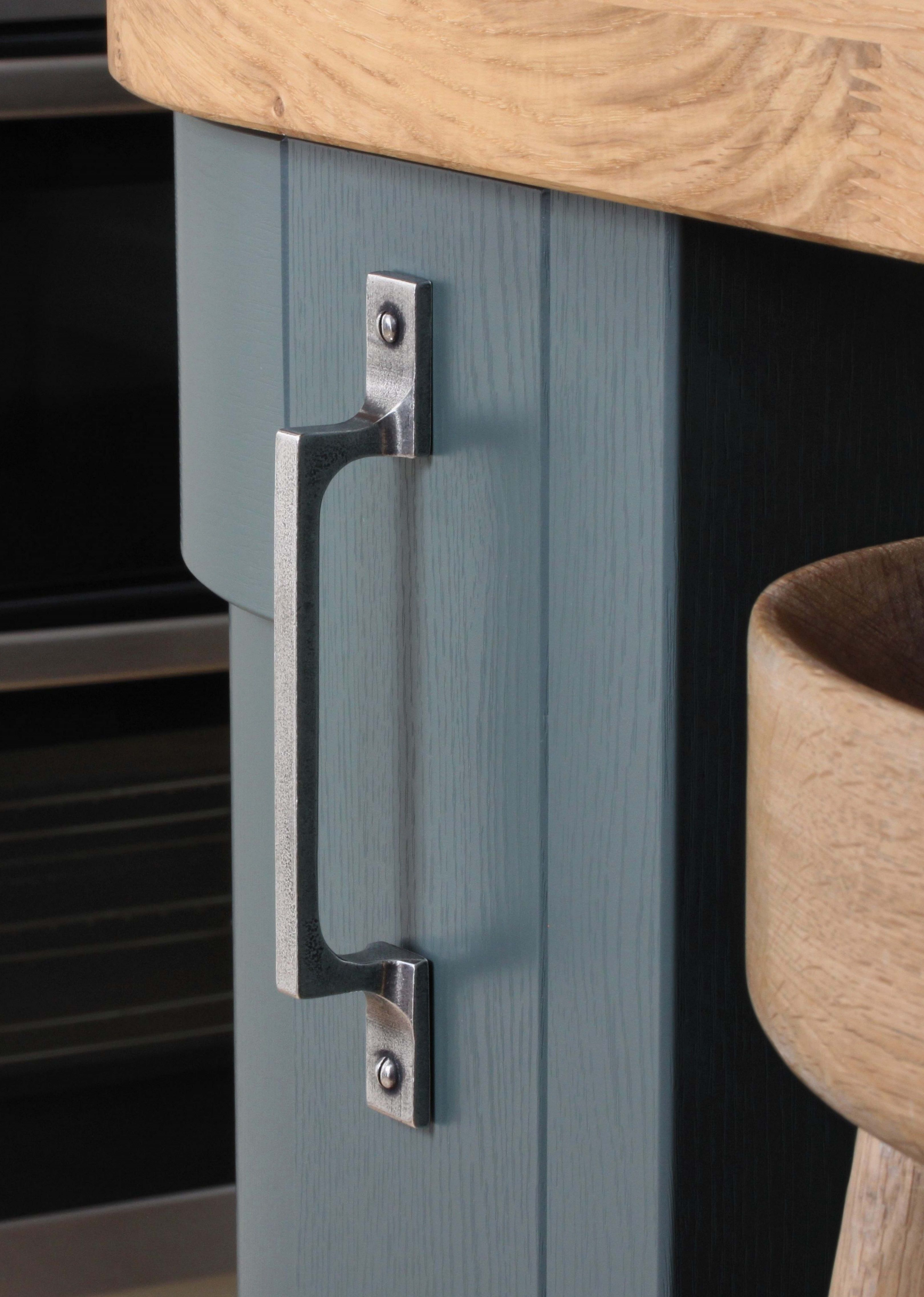 Fine English Pewter is the newest line in our Manzoni cabinet