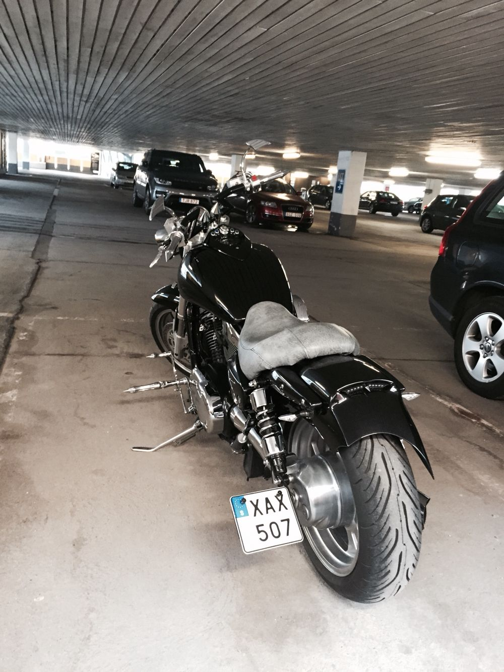 Kawasaki Mean Streak 1600!! Bobber Meanmonkeycustom