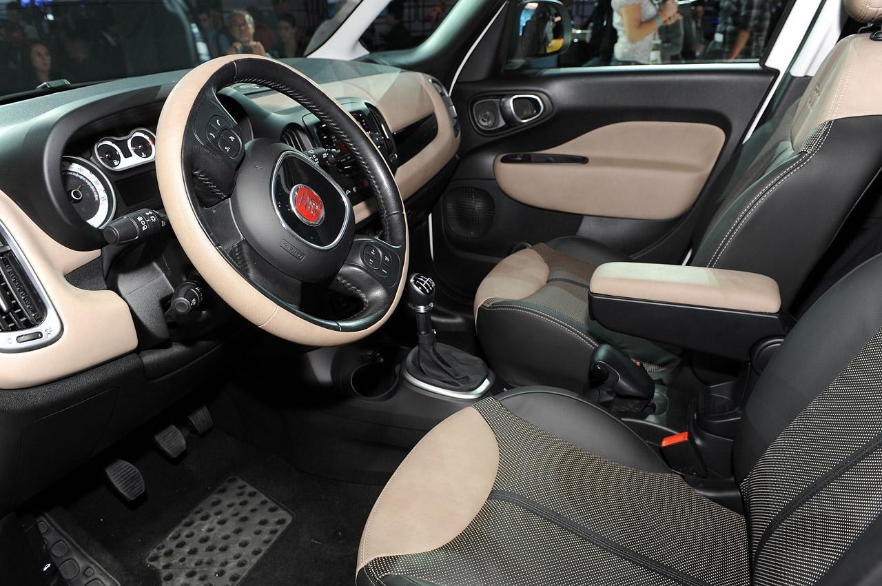 Udlinennyj 2014 Fiat 500l I 500l Trekking