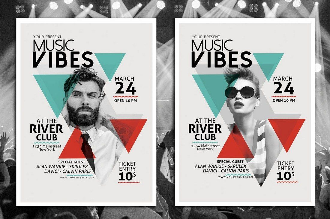 Pin by MyelinMedia.com on 1c) design | Pinterest | Flyer template
