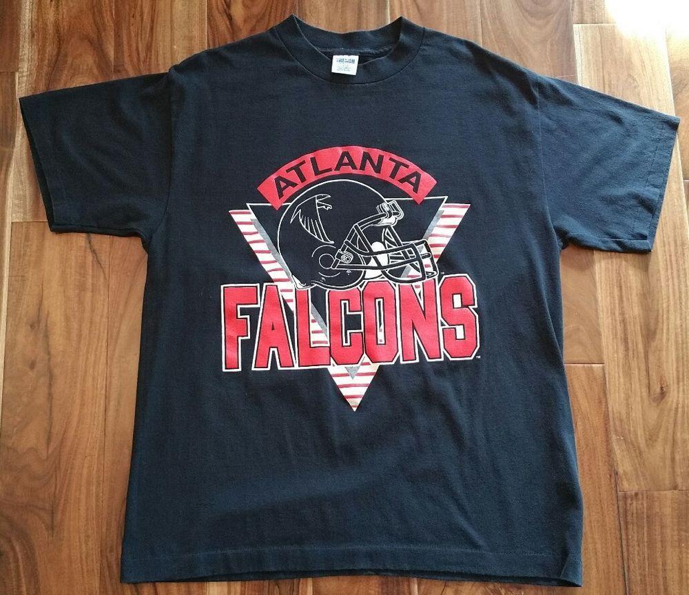 vintage atlanta falcons shirt