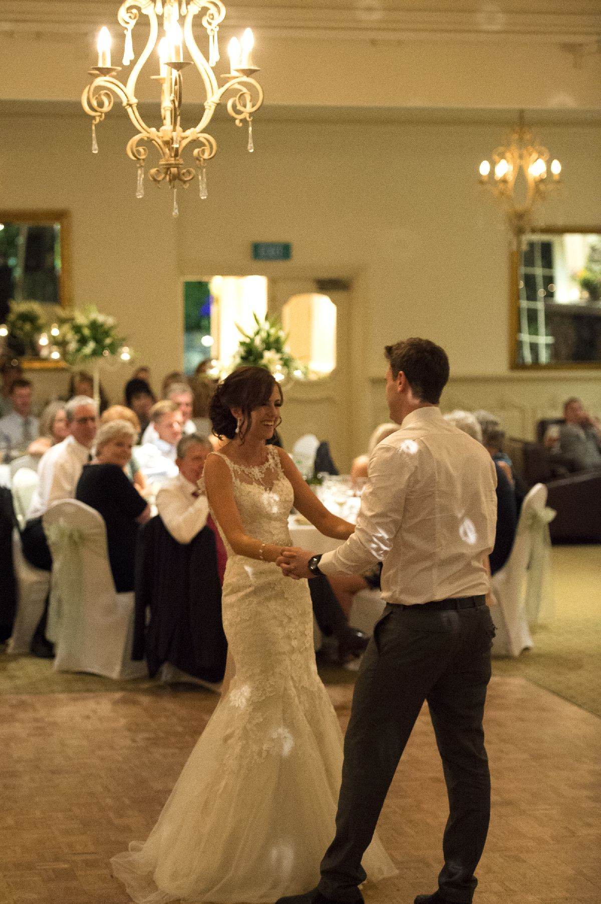 First dance bride and groom | itakeyou.co.uk