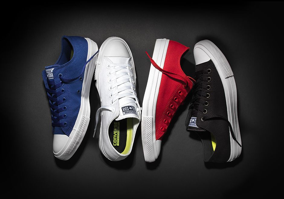 1a371468b725 Converse Chuck Taylor 2.....fuck yes please...just ordered the White and  Blacks. Q.
