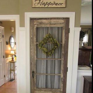 Old door... Love it