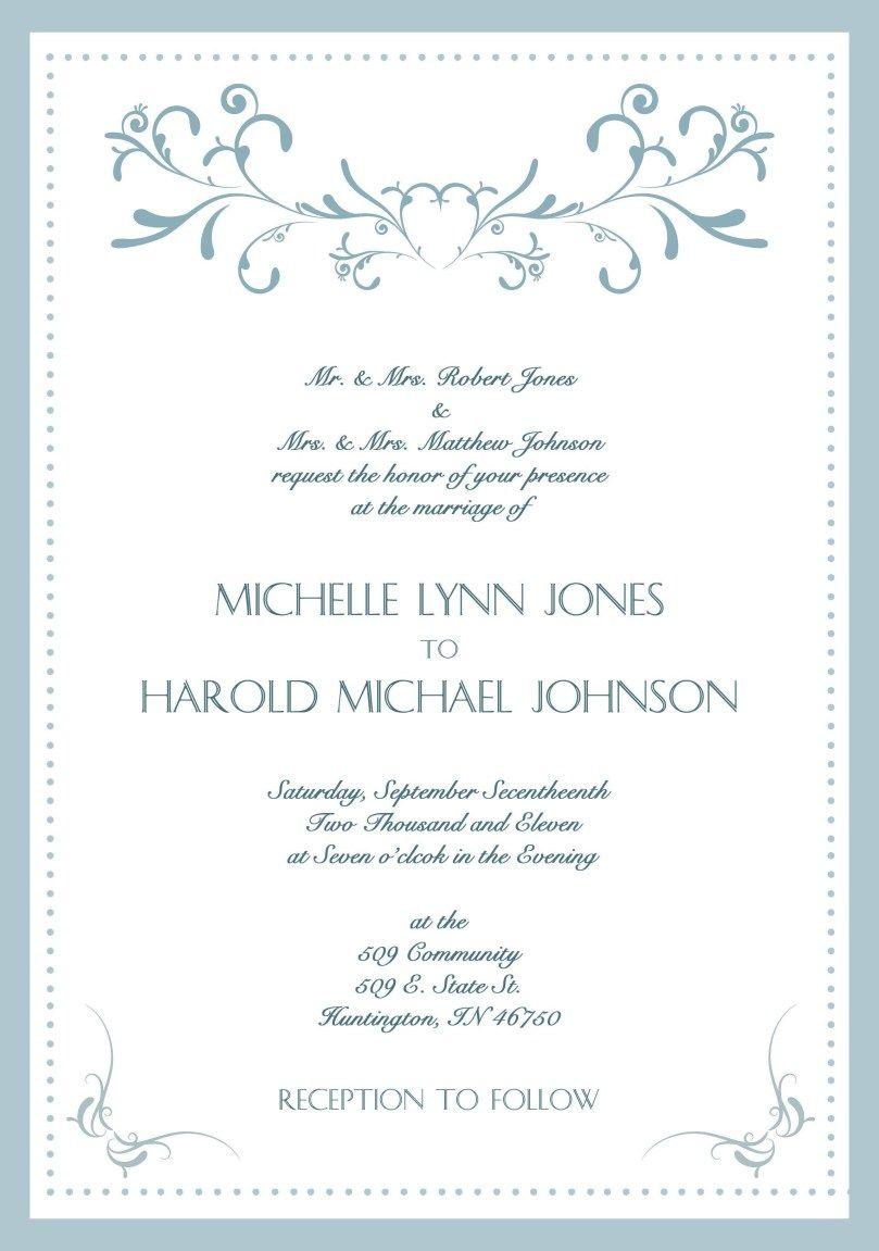 27 Pretty Image Of Christian Wedding Invitation Wording Sageofcon Com Sample Wedding Invitation Wording Wedding Invitations Examples Wedding Invitation Wording Formal