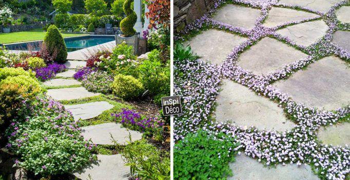Déco jardin avec pierres et cailloux! Voici 20 idées inspirantes ...