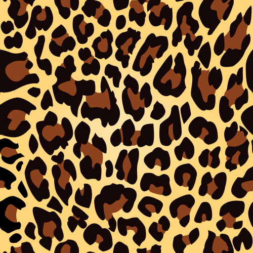 Leopard Print Texture Pattern By Happycamper4027iantart On