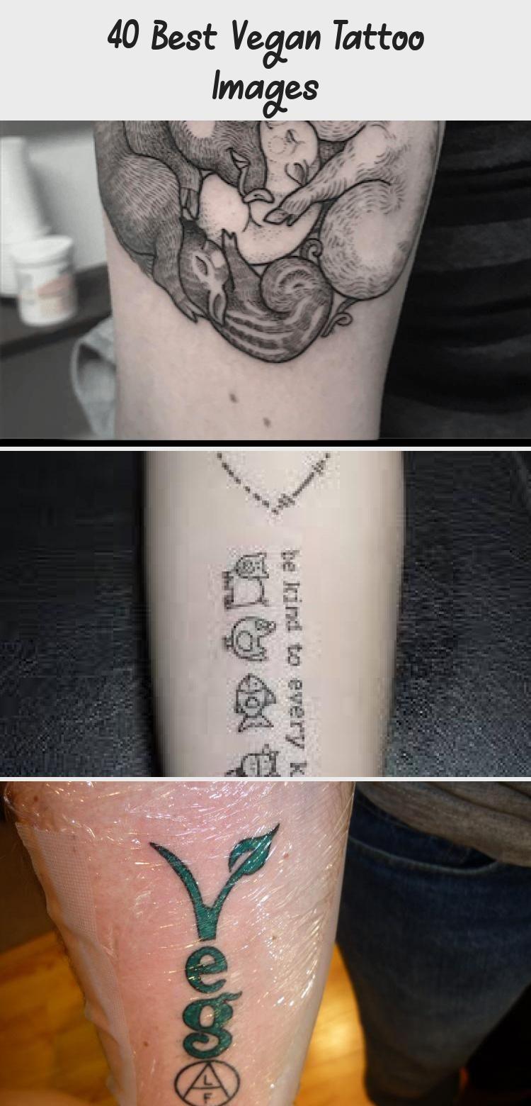 40 Best Vegan Tattoo Images tattooideenBauch