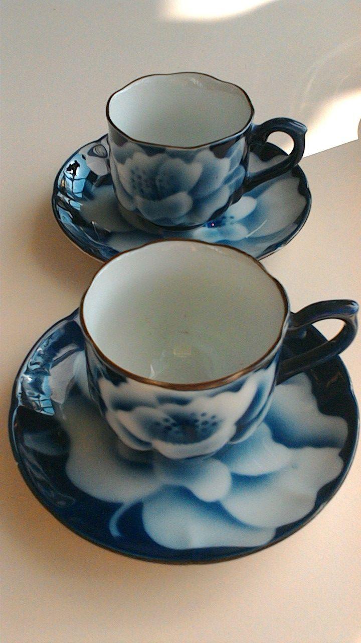 Hand glaze made in Japan