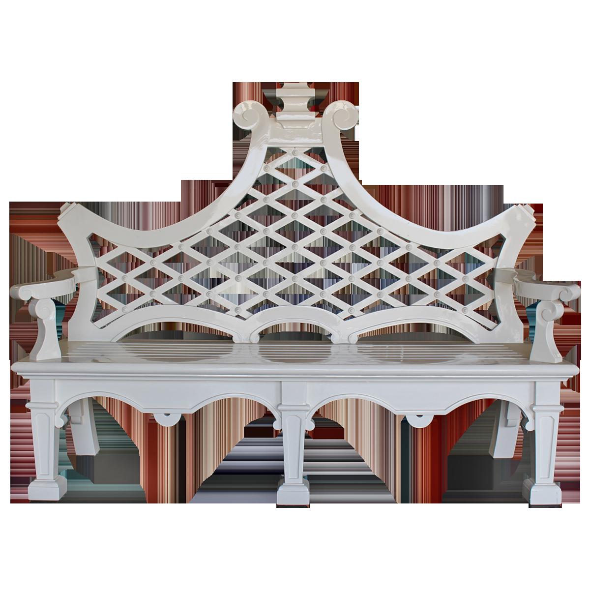 Chatsworth Fancy Bench | Pinterest