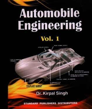 automobile engineering by kirpal singh PDF - Mechanical Geek