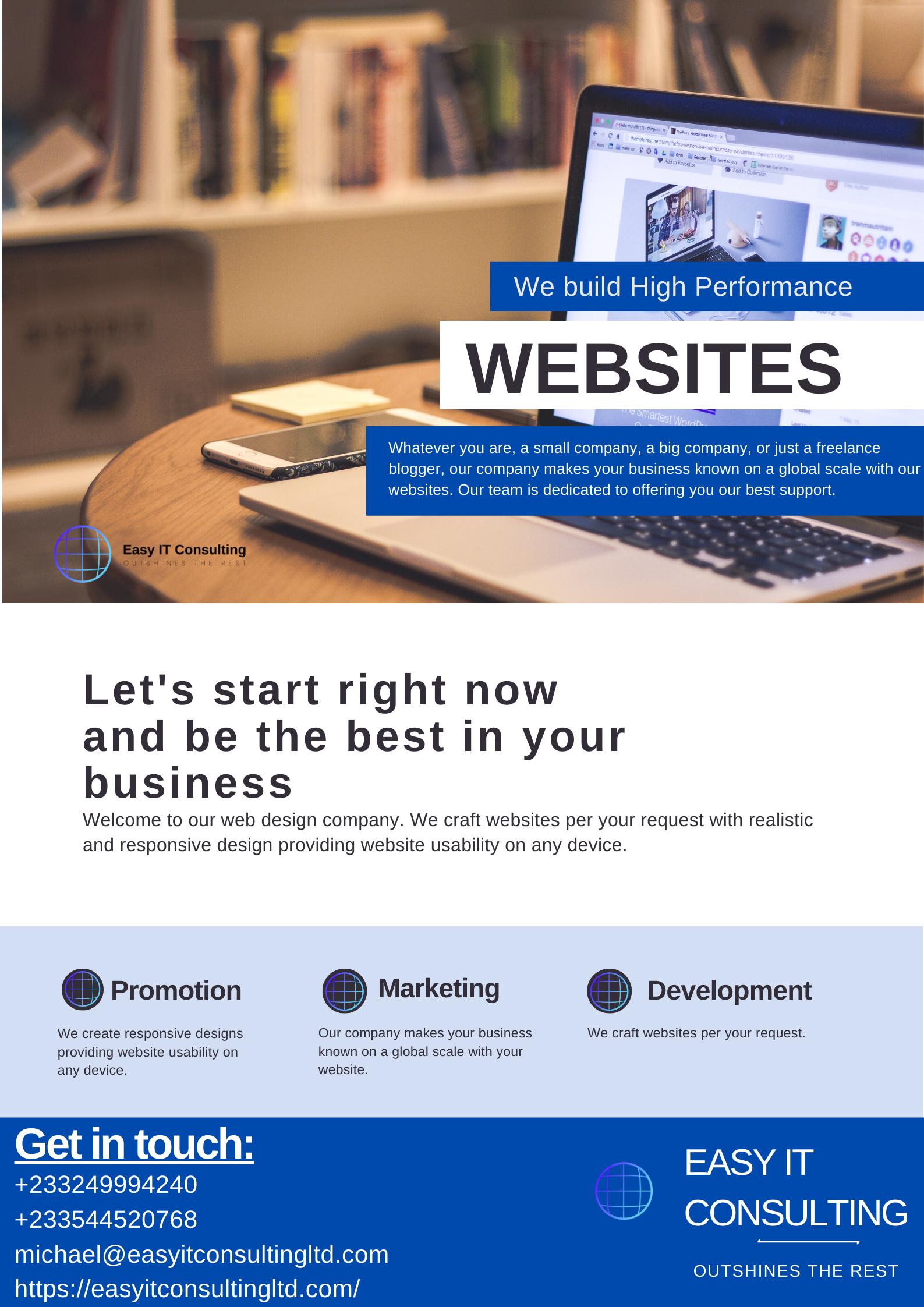 Website Design Development In 2020 Website Design Freelance Blogger Design Development