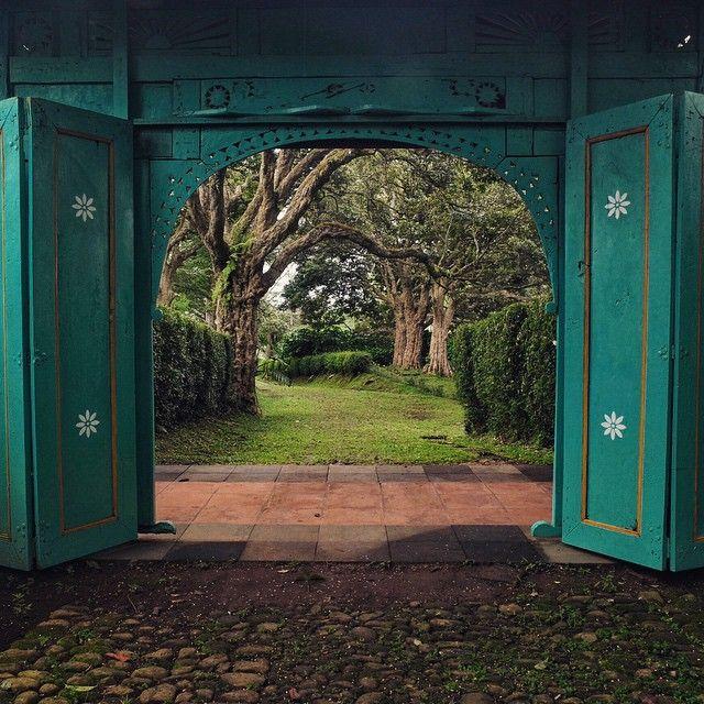 Secret Garden mesastila resort magelang indonesia