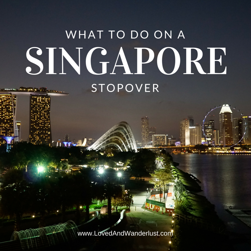 If you have at least 8 hours to spare until your connecting flight, get out and experience more of this tiny island-state. You need at least 3-4 days to discover the whole of Singapore and fully dive into the local culture but you can still see the key attractions in a day. Click through to read more!