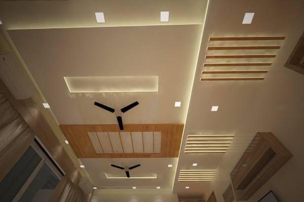 Recessed Lighting & Cove Lighting in False Ceiling ...