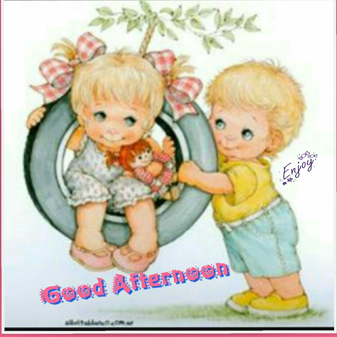 Good Afternoon Sisterenjoy Your Time Good Afternoon