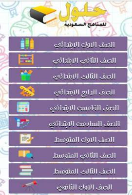 تحميل تطبيق حلول المناهج الدراسية السعودية للاندرويد 2021 العاب مهكرة للاندرويد وتطبيقات Map Map Screenshot