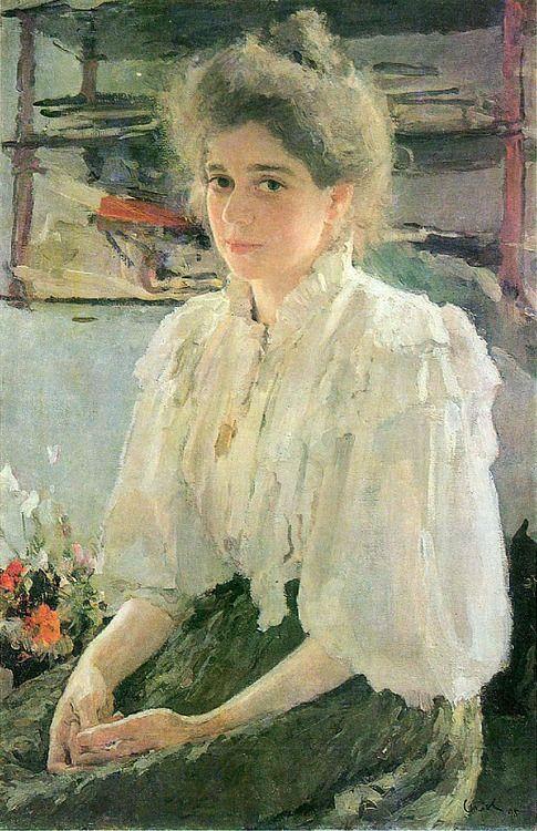 Valentin Serov (Russian,1865–1911) | Arte, Pittore, Pittura