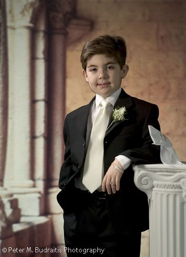 View Gallery of First Communion Portraits - Boys - First Communion Portraits by Peter M ...