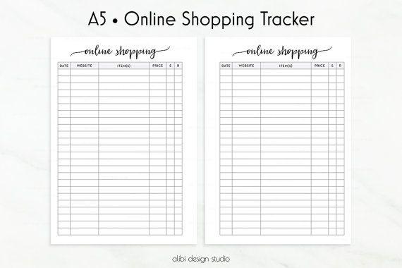 online organizer planner