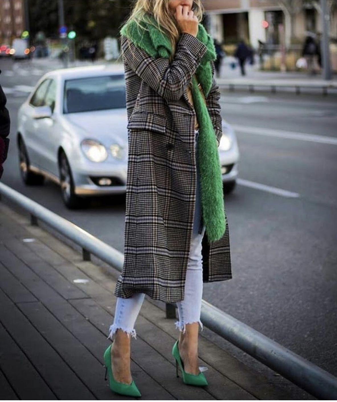 46++ Schal zu gruener jacke Sammlung