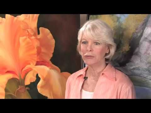Marianne Broome: Watercolors, Poppies