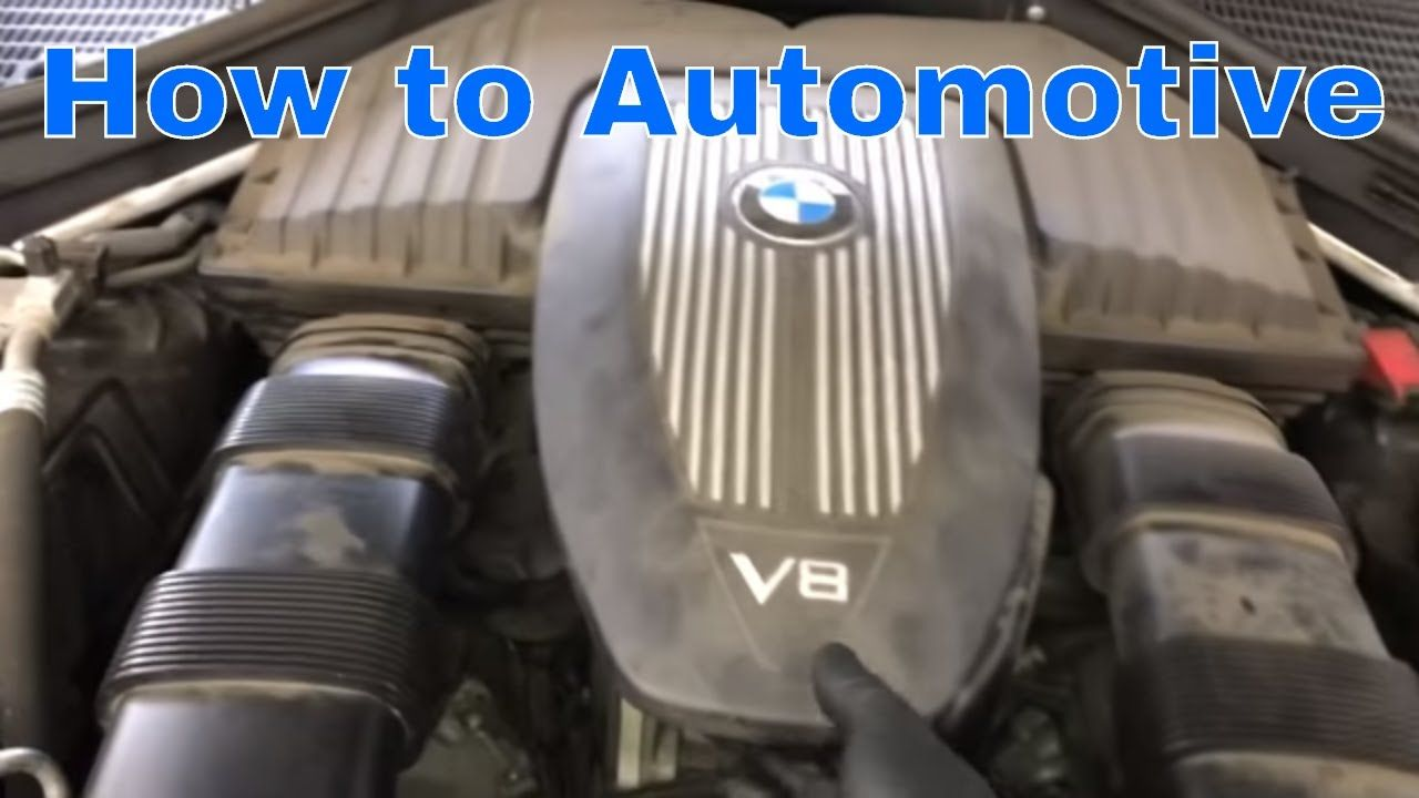 How To Replace The Water Pump And Thermostat On A 2006 2013 Bmw X5 E70 W Bmw X5 E70 Bmw X5 Water Pumps