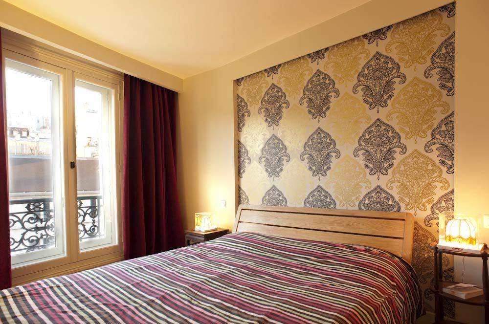chambre-appartement-paris-abbejpg 1 000 × 663 pixels Idées pour - Construire Une Maison De 200m2