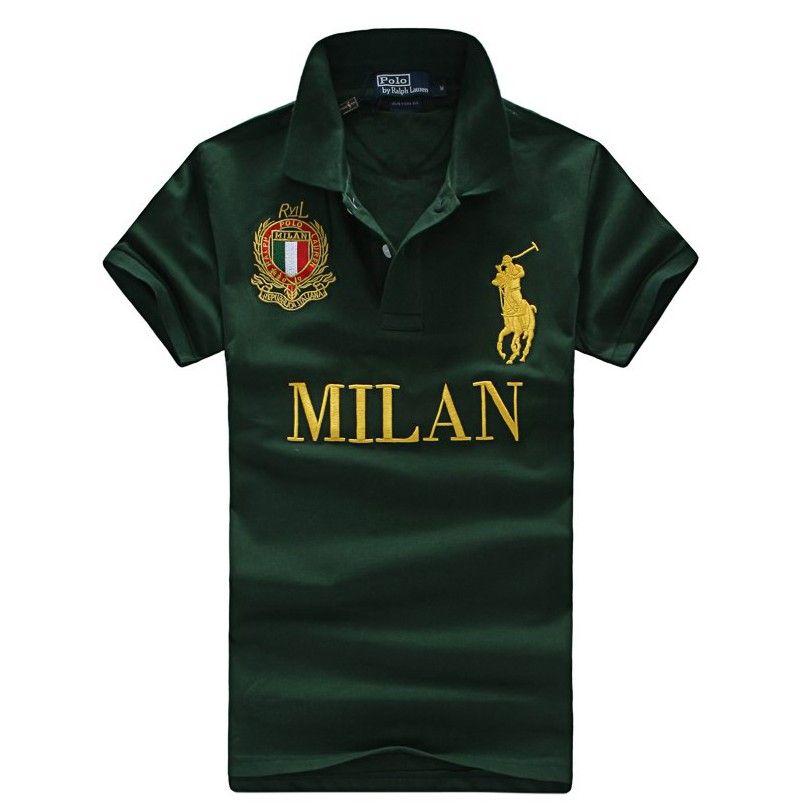 dc8c51f9f ralph lauren magasin! Polo Ralph Lauren particulière Custom Fit Big Pony  Ville Polo Milan 01