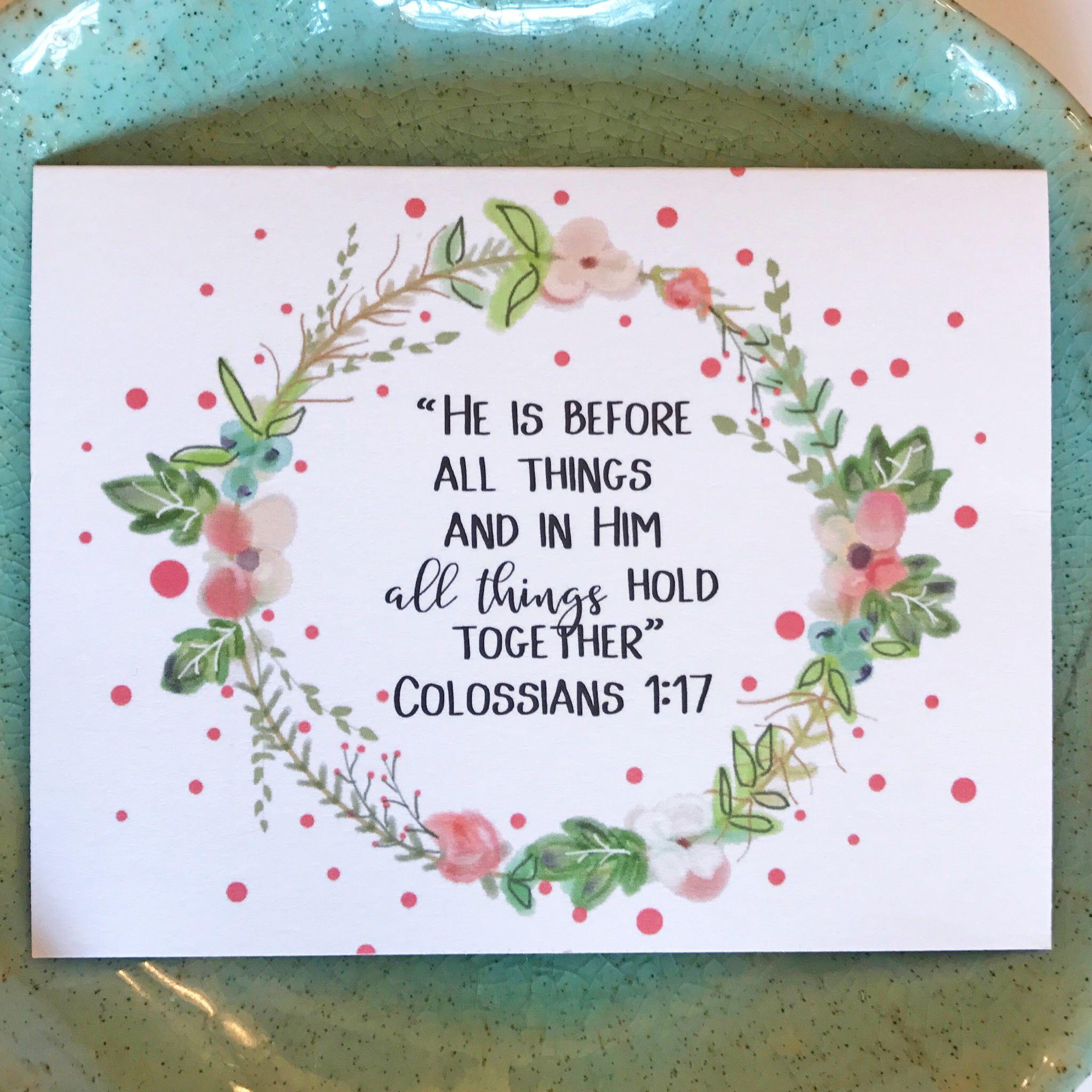 Encouraging greeting card set christian greeting card bible verse visit m4hsunfo