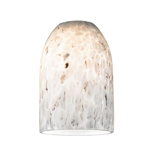 Design Classics Lighting Art Glass Dome Shade Lipless