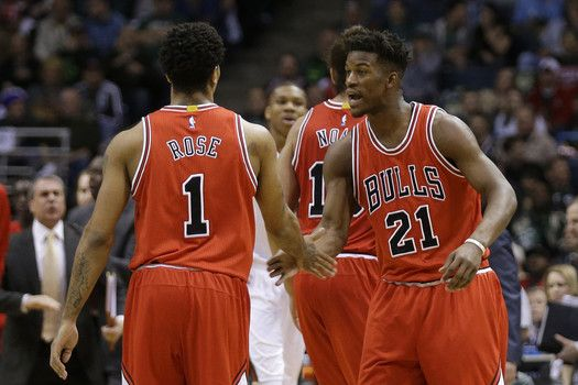 Chicago tries to go up 2-0 vs the Cavs tonight.