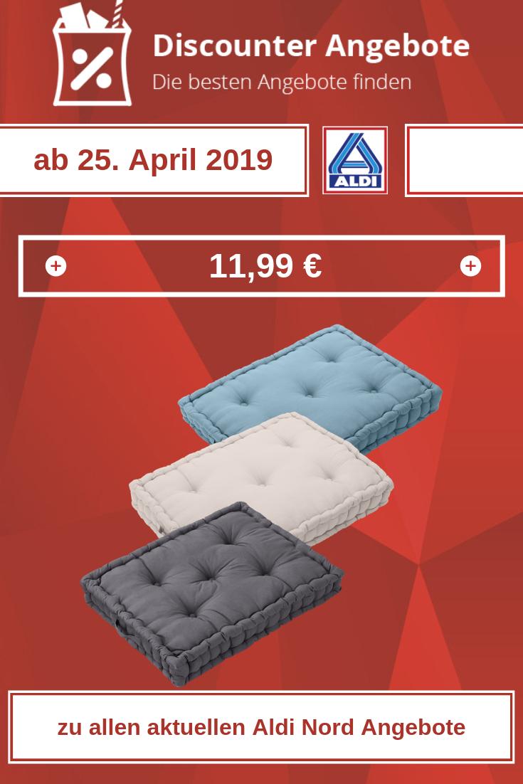 Paletten Sitzkissen Von Aldi Ab 25 April 2019 Paletten
