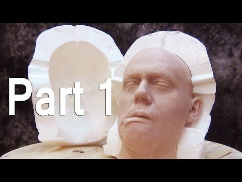 Lifecasting Tutorial: How to Make a Mold of Your Face with