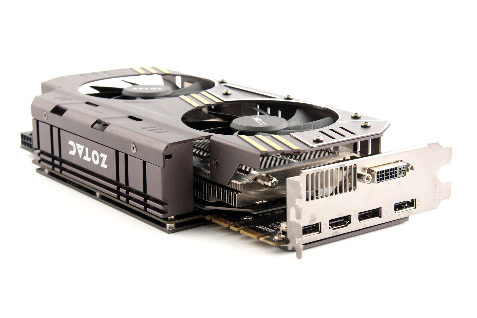 Zotac Geforce Gtx 970 Amp Omega Edition Cartes