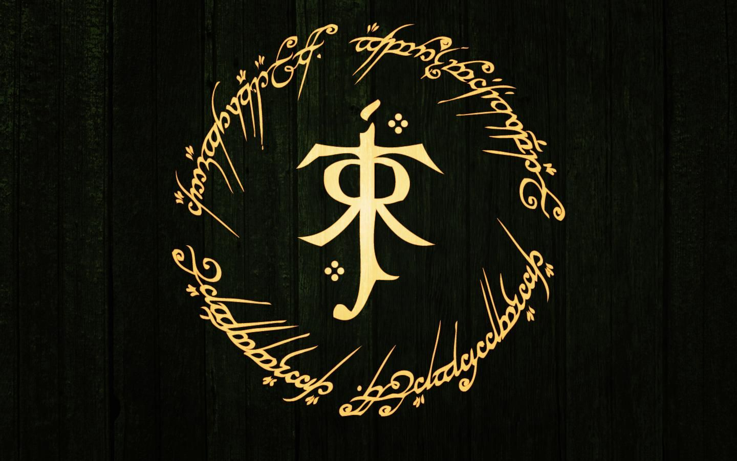 Tolkien symbol with the prophecy one ring to rule them all one tolkien symbol with the prophecy one ring to rule them all one ring to biocorpaavc Choice Image