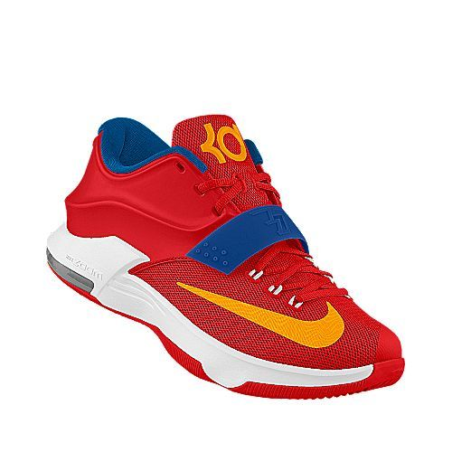 new styles 10126 b826b I designed this at NIKEiD KD 7