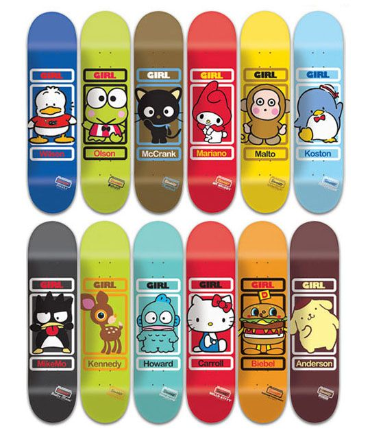 Cool Skateboards