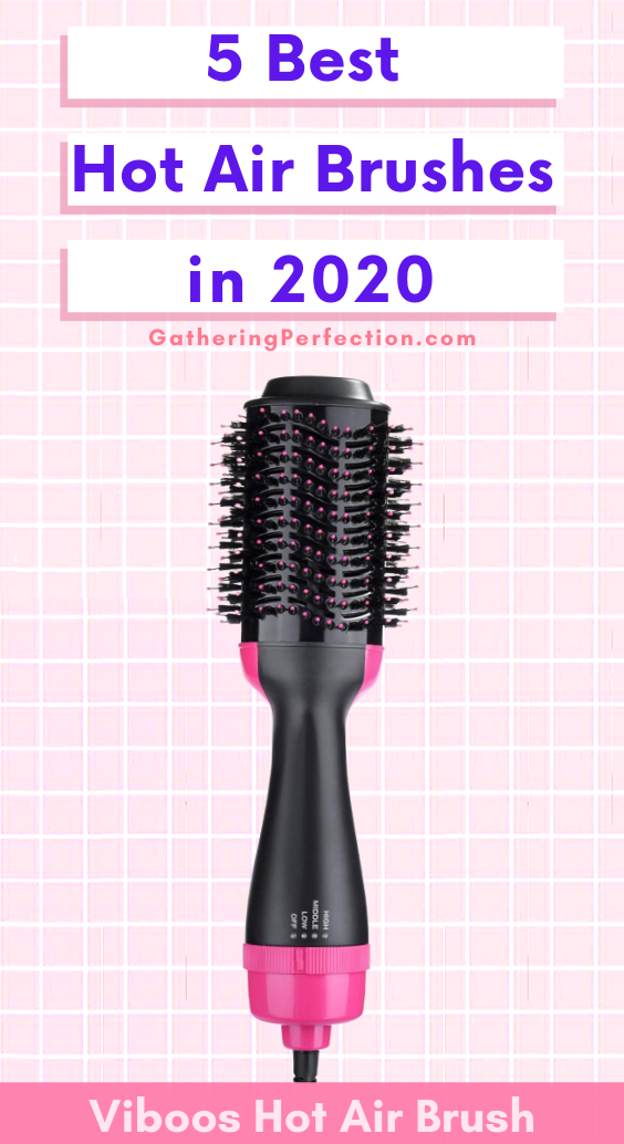 5 Best Hot Air Brushes In 2020 And Beyond Viboos One Step Dryer Volumizer Blow Dry Hair Brush Blow Dry Hair Blow Dry Brush