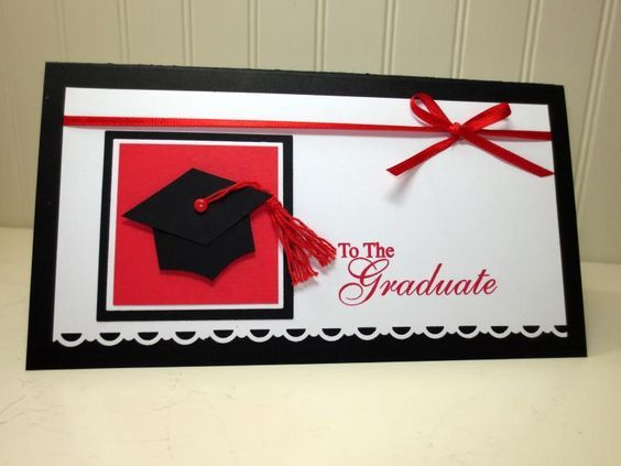 Photo of Graduation Money Holder von Eabbott387 – Karten und Papierhandwerk bei Splitcoaststampers