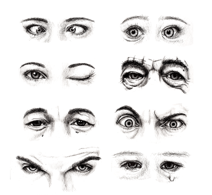 Drawing | Baby eyes, Eye and Drawings