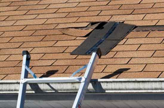 Wind Damage Repairs Indianapolis Roofing Contractor In Indianapolis In Emergency Roof Repair Roof Repair Roof Leak Repair